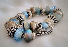 SK Ice cold and gorgeous  Saved from Summersday Beads