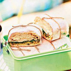 Perfect Picnic Sandwiches