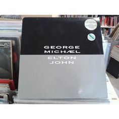 DISCO GEORGE MICHAEL ED ELTON JOHN DEEJAY MAX INCLUDE LASTRE CHRISTMAS E UN POSTER!