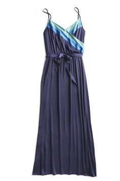 5d12f9f2169 Looks luxurious and casual at the same time. Stitch Fix Spring Stylist  Picks  Casual blue maxi dress