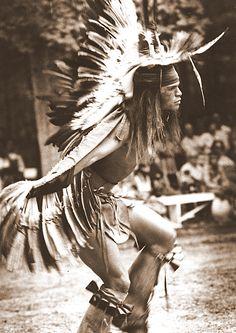 *Nantacoke Indian Eagle Dancer