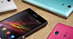 nuevos Smartphones Sony Xperia Z1s y Compact Z1 CES 2014