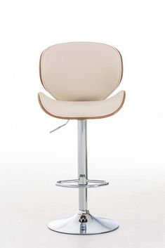 Cream Faux Leather Bar Stool Modern Wood Metal Kitchen Hotel Cafe Swivel Chair for sale online Leather Bar Stools, Modern Bar Stools, Chairs For Sale, Swivel Chair, Wood And Metal, Cream, Kitchen, Ebay, Home Decor