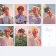 BTS LY Photocards Set · ★Bangtan Style★ · Online Store Powered by Storenvy Foto Bts, Bts Bangtan Boy, Bts Jungkook, Taehyung, K Pop, Bts Tickets, Estilo Harry Potter, Bts Polaroid, Polaroids