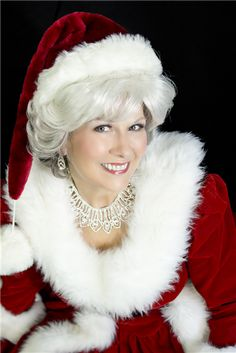 Mrs. Claus - Dallas -