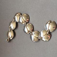 Gallery 925 - Georg Jensen Bracelet by Henning Koppel No. 270. Handmade Sterling Silver.