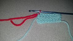 Apron Strings: how i change yarn colors