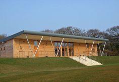 modern cricket pavilion - Google Search