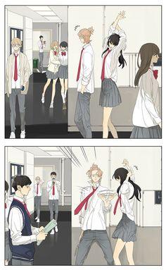Yuri Anime, Manga Anime, Anime Face Drawing, Comic Layout, Manhwa Manga, 19 Days, Manga Pages, Anime Artwork, Anime Outfits