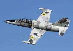 Aero #L39C #Albatros бн 71 «синій» 7-ї бригади тактичної авіації #7брта ПС #ЗСУ #Ukraine