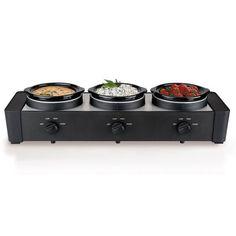 Crock-Pot® Trio™ Slow Cooker at Crock-Pot.com.