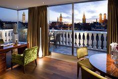 Mandarin Oriental   Hotel Interior in München   by Feuring Projektmanagement GmbH