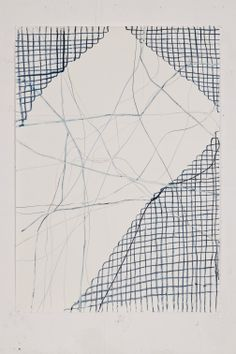 Artist Study - #CAPI Lines, Pattern, Linear Structure Art School and Art College inspiration with thanks to Artist THOMAS MÜLLER -