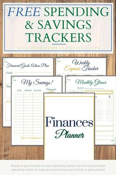 Ready to get a handle on your spending habits? Use this free printable spending tracker to help you know where your money is going & save!