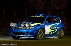 2008 Subaru Canada Rally Team STI