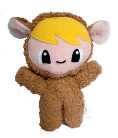 Kawaii Plush Teddy Doll Handarbeit Unikat: Amazon.de: Küche & Haushalt