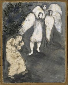 message biblique by marc chagall images | ... 66 x 52 cm musée national message biblique marc chagall nice france