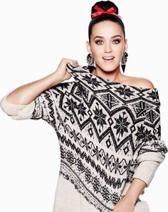 H&M HOLIDAY 2015 - Katy Perry brings fashion, fantasy and fun to H&M's spectacular holiday campaign Katy Perry Fotos, Katy Perry News, Russell Brand, Vanity Fair, American Idol, Scarlett Johansson, Katy Perry Gallery, Glamour, Pulls
