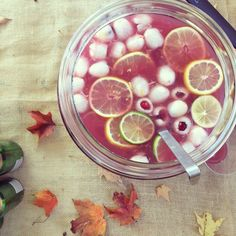 Perfect Your Punch Bowl