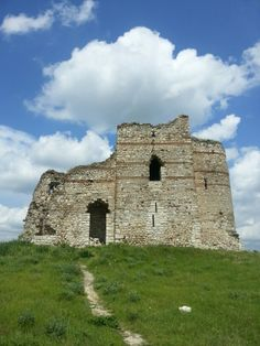 Medieval fortress Bouckelon, Matochina village, Bulgaria.