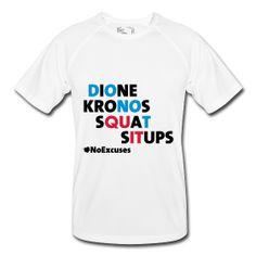 Freeletics T-Shirt DO NOT QUIT #ClapClap #NoExcuses #Freeletics