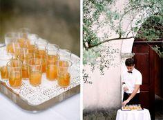 provence-wedding-orange-drinks-reception-details