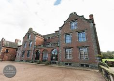 Our venue - Thrumpton Hall in Nottinghamshire.