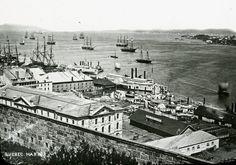 Port de Québec, début 1900 Quebec Montreal, Quebec City, Old Photos, Vintage Photos, Chute Montmorency, Chateau Frontenac, Le Petit Champlain, Canada, Saint Jean