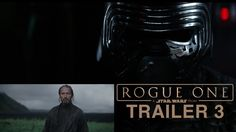 """Watch Kylo Ren Hilariously Critique the 'Rogue One: A Star Wars Story' Final Trailer: Mocking the """"magic stick man,"""" the Death Star and more. The Rogue One, Rogue One Star Wars, Rogue One Trailer, Best Movie Trailers, Friends With Benefits, Tv Quotes, Rogues, Good Movies, Movie Tv"""
