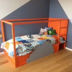 Bilderesultat for ikea hack små barnerom