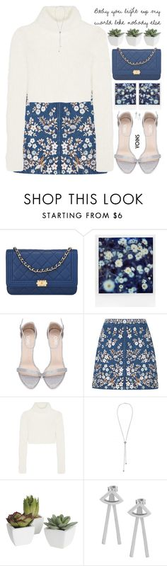 """""""if you're reading this, i just wanted to virtually hug you because hugs make everything better"""" by exco ❤ liked on Polyvore featuring Chanel, Polaroid, Needle & Thread, Roberto Cavalli, Pier 1 Imports, clean, organized, yoins, yoinscollection and loveyoins"""
