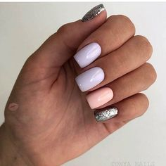 Summer Best Stunning Square Nails Design include Acrylic Nails and Matte Nails - Diaror Diary - Page 47 ♥ 𝕴𝖋 𝖀 𝕷𝖎𝖐𝖊, 𝕱𝖔𝖑𝖑𝖔𝖜 𝖀𝖘!♥ ♥ ღ Hope you like this Eye-catching square nails designs collection! ღ 𝓮𝔂𝓮-𝓬𝓪𝓽𝓬𝓱𝓲𝓷𝓰 Nagellack Design, Nagellack Trends, Love Nails, Fun Nails, Style Nails, Square Nail Designs, Super Nails, Nagel Gel, Matte Nails