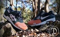 9a49d24677e1 Dank Customs takes the iconic Nike Air Max 90 and draws influence from  Ronnie Fieg s popular Asics Gel Lyte III