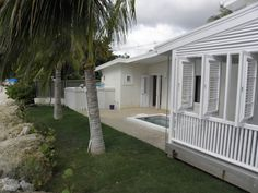 Perfect beachfront villa to the North West of the island. Recently renovated and, did I mention beachfront? Property Listing, Property For Sale, Caribbean Sea, Barbados, Villa, Deck, Real Estate, North West, Outdoor Decor