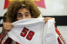 Marco Simoncelli: 58 Forever - Photo Gallery - Visordown
