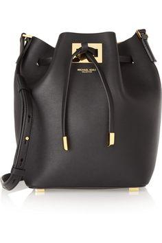 Bolsa saco couro - bege   Coisas para usar   Bags, Purses e Handbags 7ef1e4e1e7