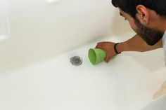 If the water in your shower is backing up, the drain is at least somewhat blocked. Hair and soap scum are common causes of a blocked shower drain. Commercial products are available to unblock shower drains; however, these products often contain toxic ingredients and fumes. Opt for a natural method for unblocking the drain to protect your family and...