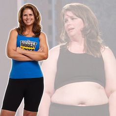 Sunny lost 106 lbs. on Season 12 of #BiggestLoser