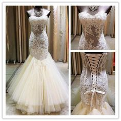 Wedding Dresses,2016 Wedding Gown,Lace Wedding Gowns,Ball Gown