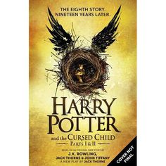 Livro - Harry Potter and the Cursed Child - Parts I & II