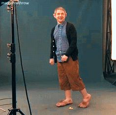 Martin Freeman, everyone.