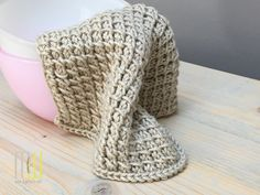 32 ideas for crochet dishcloth pattern tunisian Knitting Designs, Knitting Patterns, Crochet Patterns, Knitted Baby Blankets, Knitted Hats, Knit Cardigan Pattern, Baby Cardigan, Knit Dishcloth, Clothing Patterns
