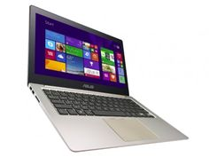 Sleek but powerful, the newest generation of the ASUS Zenbook UX303