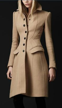 The beauty of this coat left me speachless