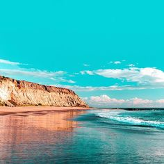 Crystal Cove State Park; Laguna from Beaches, the movie