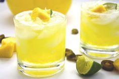 Skinny Jalapeno Pineapple Margarita Punch