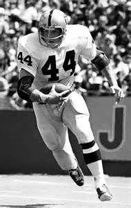 Marv Hubbard Raiders RB