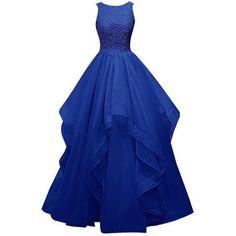 New Fashion burgundy Prom Dress Charming Royal Blue Prom Dresses Elegant Floor-Length Evening Gowns