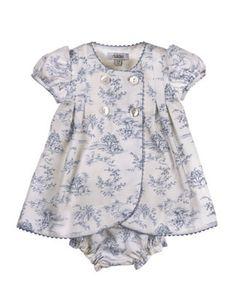 Vestido de niña de Bebé
