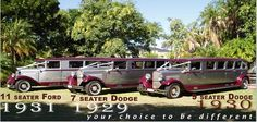 Thirties Limousines hot rod limo hire perth